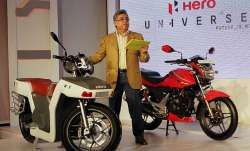 Hero MotoCorp, resume, partial operations, Haryana, Uttarakhand, production plants, May 17, operatio