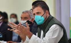 Like Oxygen, Covid vaccine, PM Modi also missing: Rahul