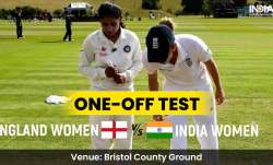 Live score England Women vs India Women Test Day 1: Follow updates from ENG-W vs IND-W Test Day 1 at
