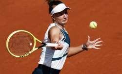 Czech Republic's Barbora Krejcikova, French Open 2021