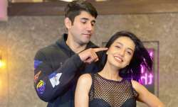 Roadies fame Varun Sood is welcomed by his girlfriend Divya