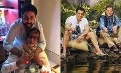Father's Day 2021: Big B-Abhishek to Salim Khan-Sa