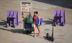 Western heat wave, threatens, health, vulnerable communities, phoenix, us, united states, nature, en