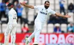mohammed shami, wtc final, india vs new zealand, shami,