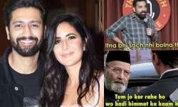 Netizens begin meme fest as Sonam Kapoor's brother confirms Vicky Kaushal-Katrina Kaif are DATING