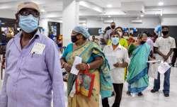 India's cumulative COVID-19 vaccination coverage crosses