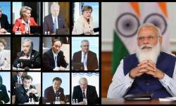 India natural ally for G7, partners to take on global