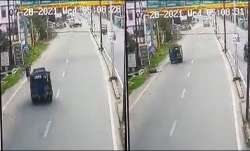 CCTV footage of Dhanbad judge's road 'accident' spurs