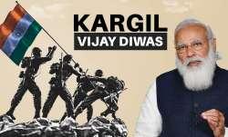 kargil vijay diwas 2021, narendra modi