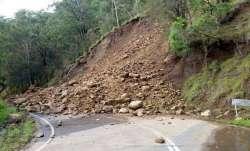 Pakistan landslide