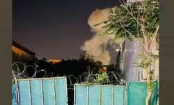 Blast near Defence Minister's residence in Kabul, gunmen