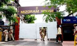 Tension, Assam Mizoram border, security forces, alert, latest national news, assam news updates, bul