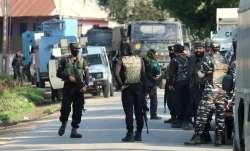 kashmir zone police, encounter, bandipora encounter, kashmir