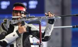 File photo of Aishwary Pratap Singh Tomar.