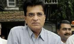 Kirit Somaiya detained