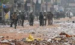 delhi riots 2020
