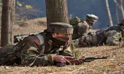 Encounter, security forces, terrorists, Jammu and Kashmir, Shopian, latest national news updates, En