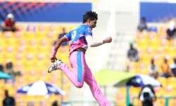 DC vs RR Live Score IPL 2021 Live Updates: Tyagi strikes, removes Dhawan; Early setback for Delhi