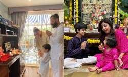 Ganesh Chaturthi 2021, Kareena Kapoor, Shilpa