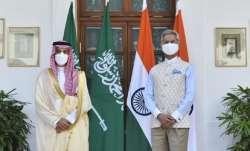Saudi Arabia, Prince Faisal bin Farhan, Narendra Modi, jaishankar, S Jaishankar, Faisal Bin Farhan A