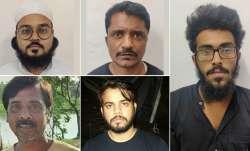 Delhi terror module: All six terrorists sent to 14-day