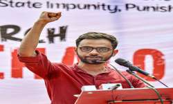 Delhi riots, Hearing, Umar Khalid, bail plea, umar khalid bail plea adjourned, latest national news