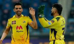 IPL 2021 Final: 'We all play for Dhoni, he is captain of the ship,' says Deepak Chahar after CSK win