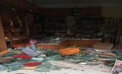 After Durga Puja pandal, ISKCON, another temple attacked as