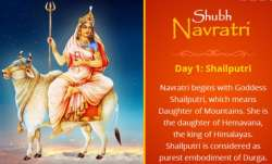 Happy Navratri 2021 Day 1: Know why Goddess Shailputri is worshipped today; her Puja Vidhi, Mantra a