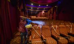 Cinema halls open in maharashtra
