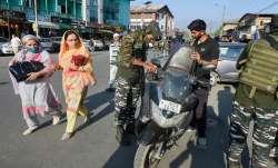 kashmir zone police launches helpline