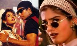 Happy Birthday Raveena Tandon: 7 superhit songs of the actress that made every 90s kid her fan