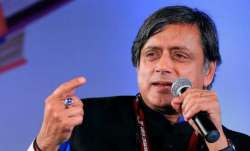 Let's give govt credit: Shashi Tharoor on 100 cr Covid vaccination mark feat