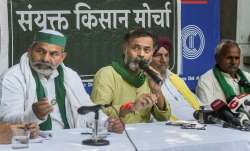 yogendra suspended from skm