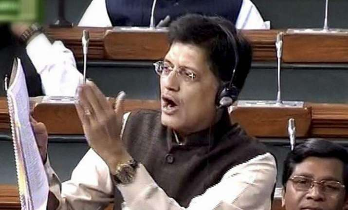 Finance Minister Goyal now throws More power to Digital India!!!