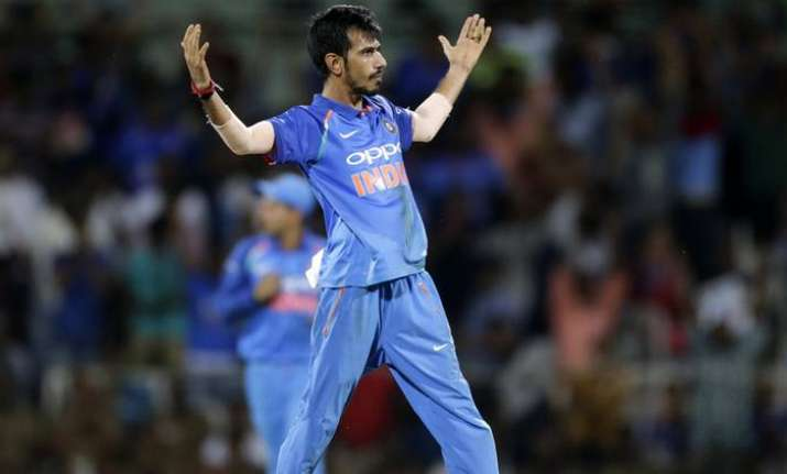 44a13ec0a It is widely believed that Chahal is being kept match-ready as the  selectors have named senior squad for only three Test matches in England.