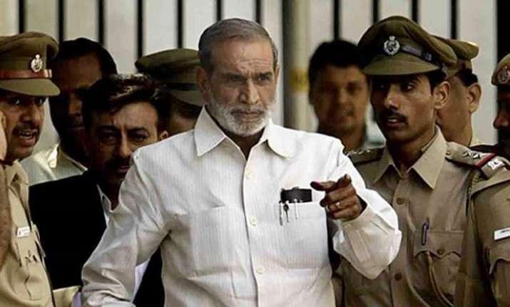 1984 Anti Sikh Riots Case Sajjan Kumar Sentenced To Life Term Says