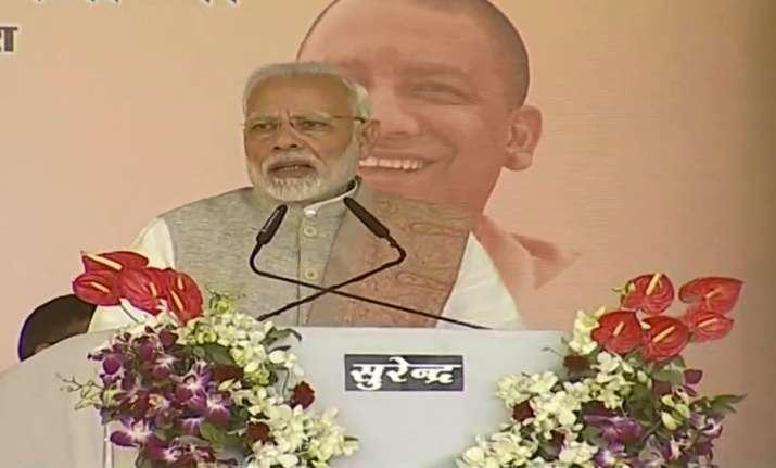 Watch LIVE | PM Modi addresses public rally in Agra;