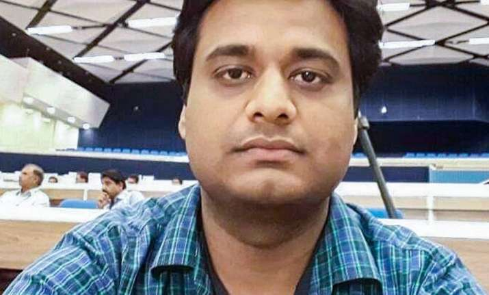 Arnab Roy was in charge of EVMs and VVPATs and went missing