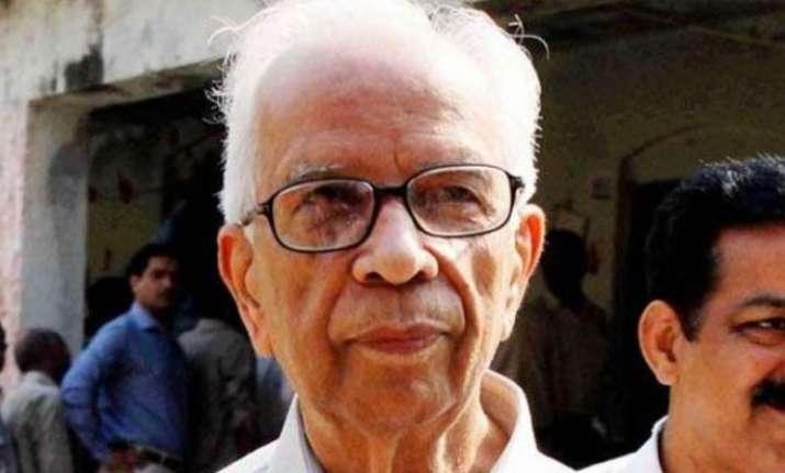 Governor Keshari Nath Tripathi convened a meeting of four