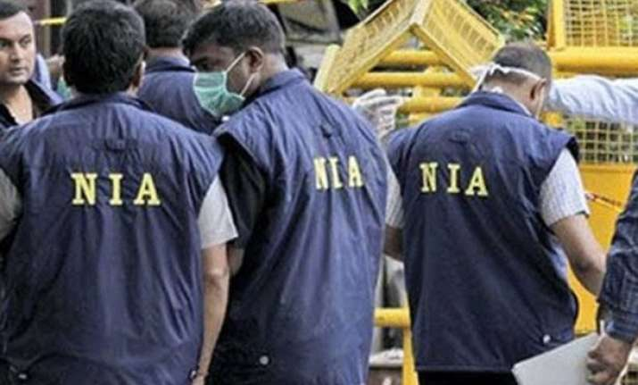 The National Investigation Agency Wednesday arrested