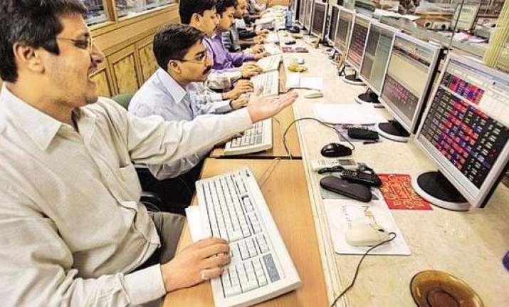 Sensex, nifty starts on a positive note (Representational