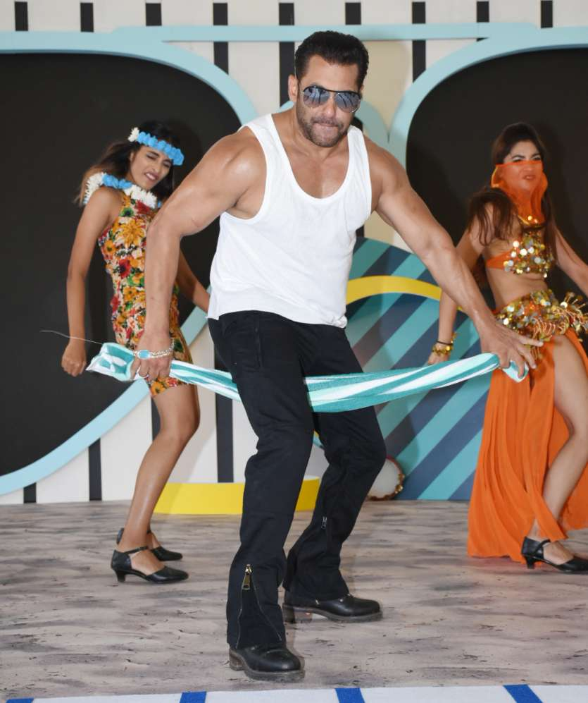 Khan Host Goa: 12 in entry makes Boss Bigg  Launch Salman