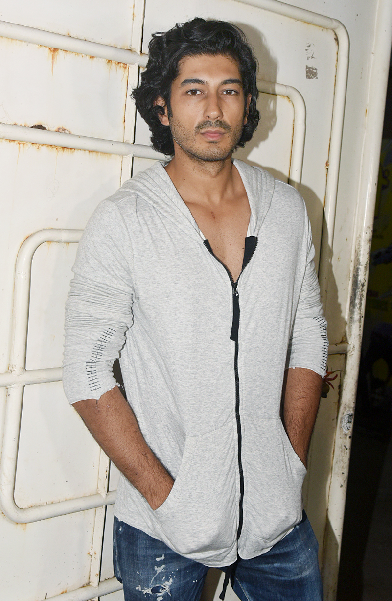 Mohit Marwah also made an appearance for the screening in a casual avatar