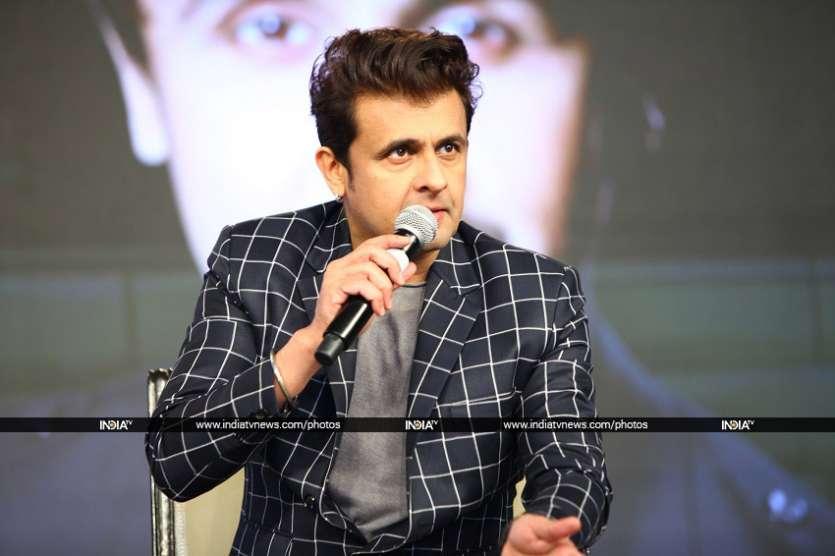 Sonu Nigam at Vande Mataram Conclave: Banning Pakistani artistes is