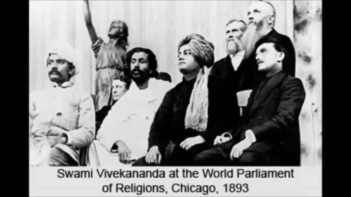 Swami vivekananda speech