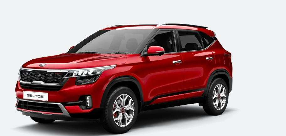 All New Kia Seltos Suv Launched In India Price Starts Under 10
