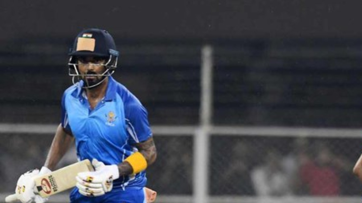 Image result for KL Rahul Syed Mushtaq Ali trophy