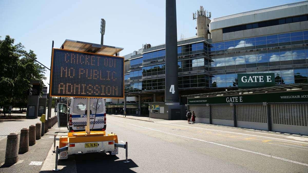 Australia Vs New Zealand Three Match Odi Series To Be Played Behind Closed Doors Cricket News India Tv