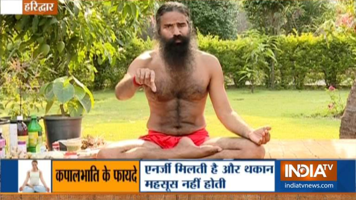 Prevent Kidney Dialysis And Transplant Swami Ramdev Shares Yoga Asanas And Home Remedies Prevent News India Tv